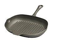 Oblong Cast Iron Grill Pan